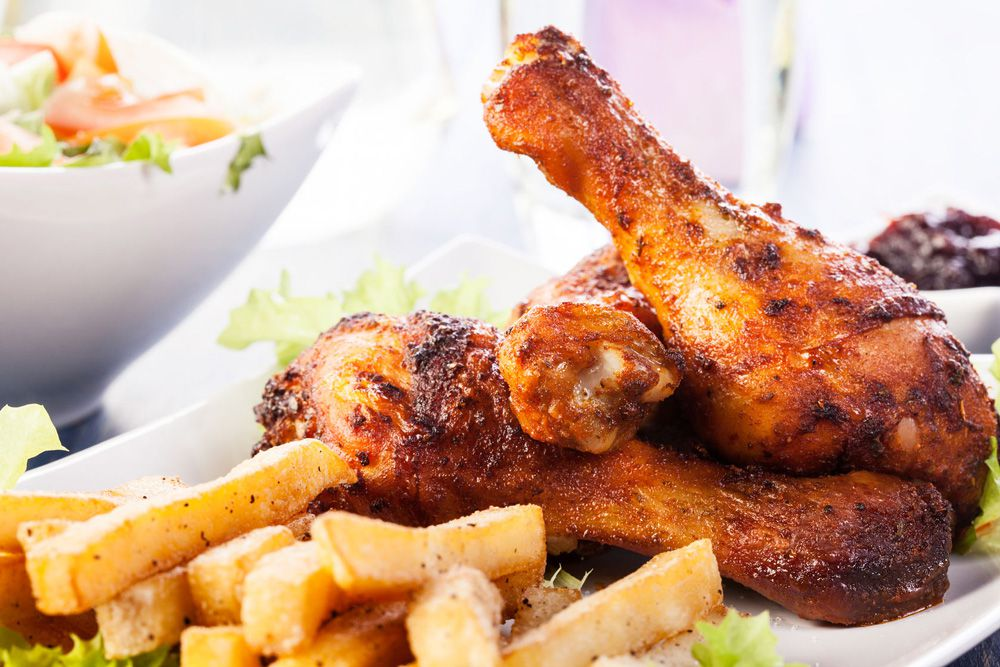 3 Chicken Wings Free  at Frango Grill